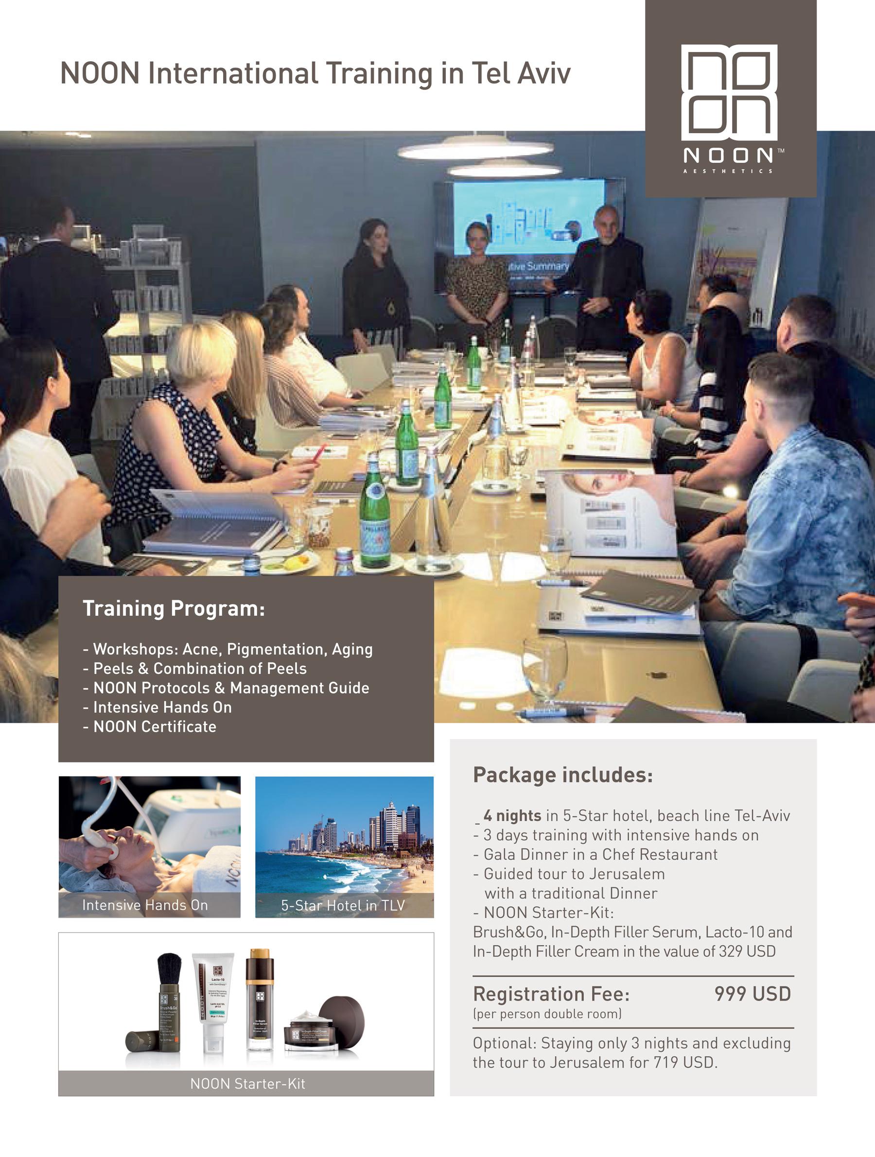 NOON_Training_Brochure_Telaviv_USD